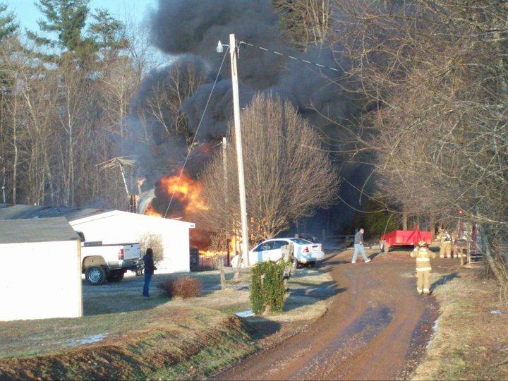 2011 fire call