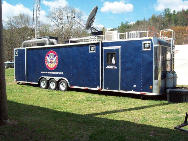 2011 SARS equipment