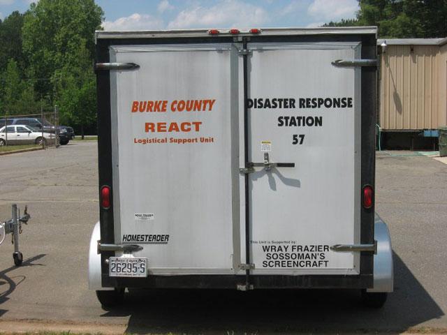 REACT Gallery » Burke County REACT